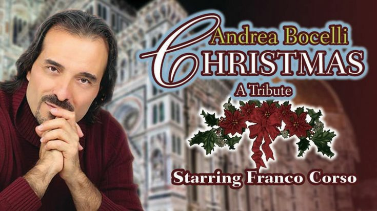 Christmas Tribute To Andrea Bocelli