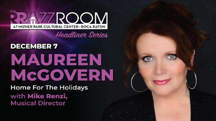 Maureen McGovern: 'Home for the Holidays'