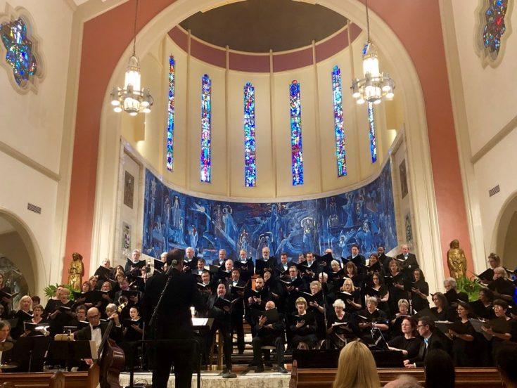 Nova Singers Holiday Concert discount